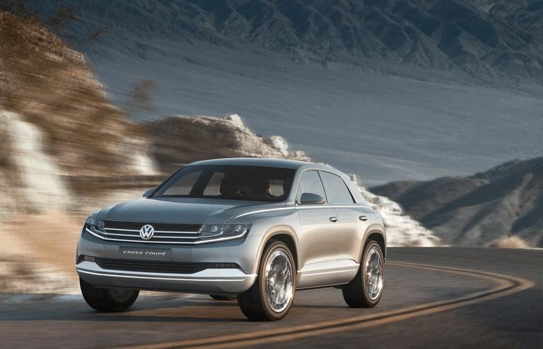 2011 Volkswagen Cross Coupé concept 324060