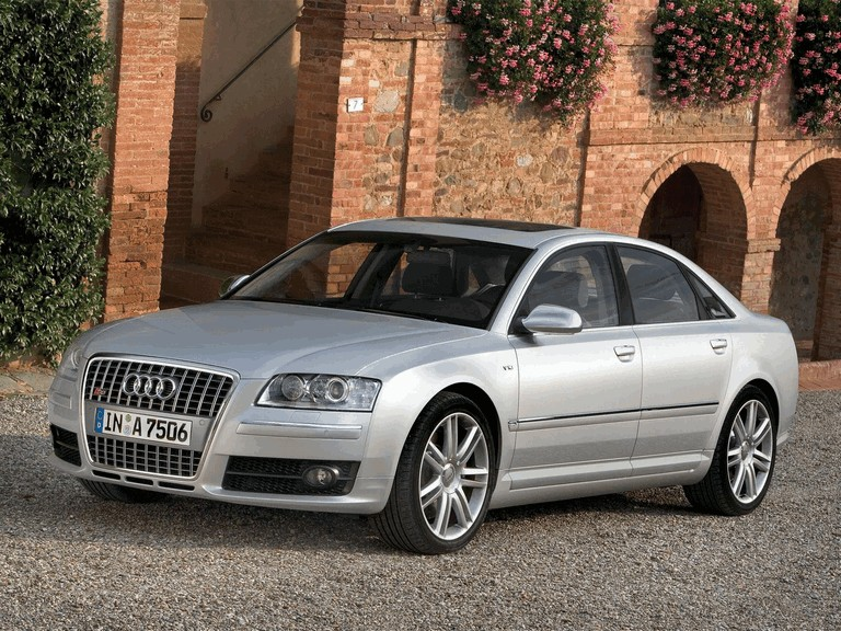 2006 Audi S8 211034