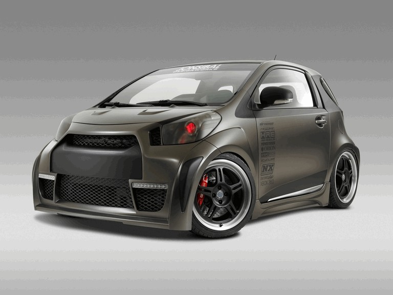 2011 Toyota iQ by Sibal 324393