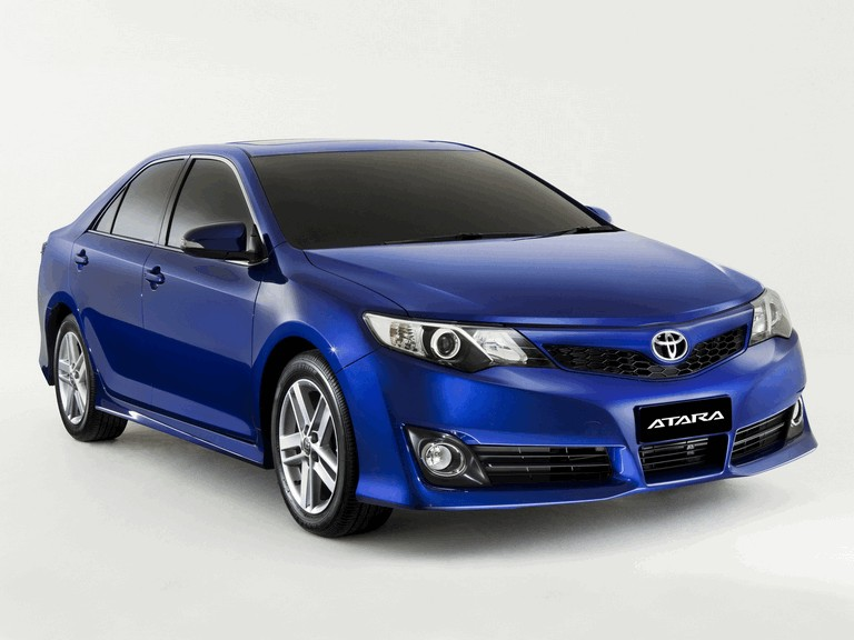 2011 Toyota Camry Atara SX 324826