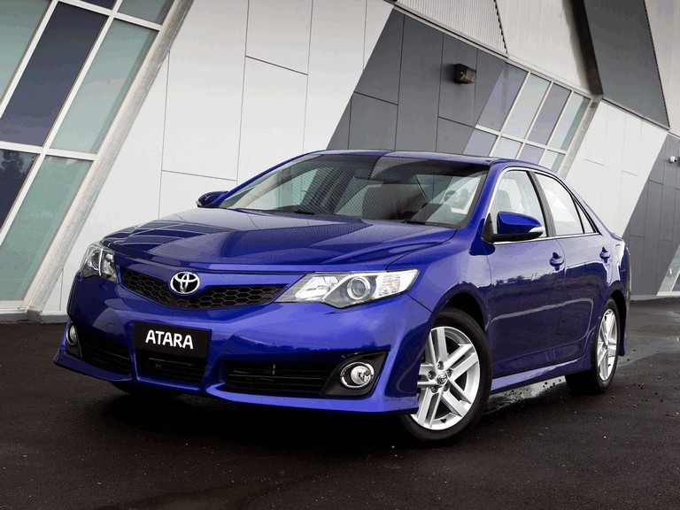 2011 Toyota Camry Atara SX 324829