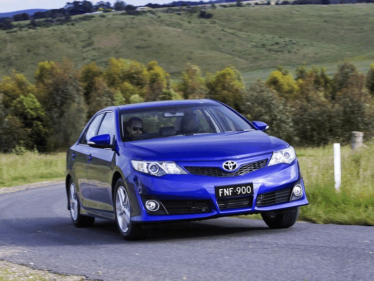 2011 Toyota Camry Atara SX 324835