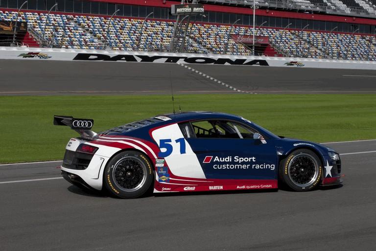 2011 Audi R8 Grand Am - test car 325279