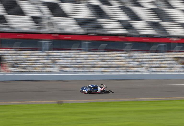 2011 Audi R8 Grand Am - test car 325288
