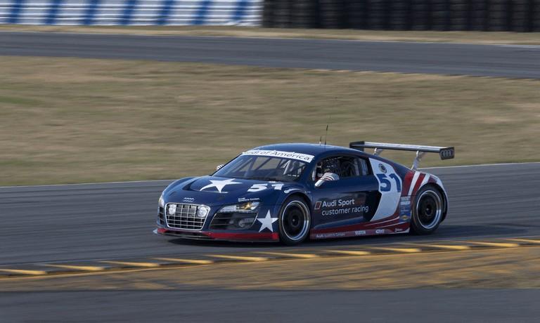 2011 Audi R8 Grand Am - test car 325297