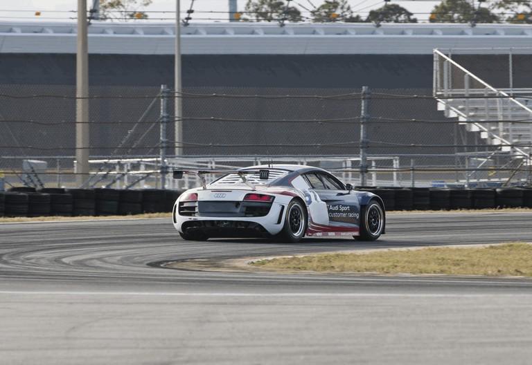 2011 Audi R8 Grand Am - test car 325298