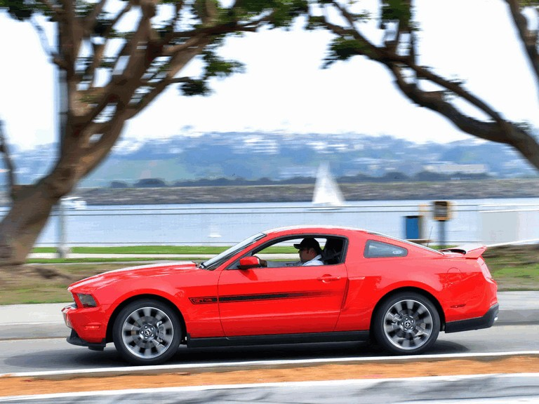 2010 Ford Mustang 5.0 GT California special package 326393