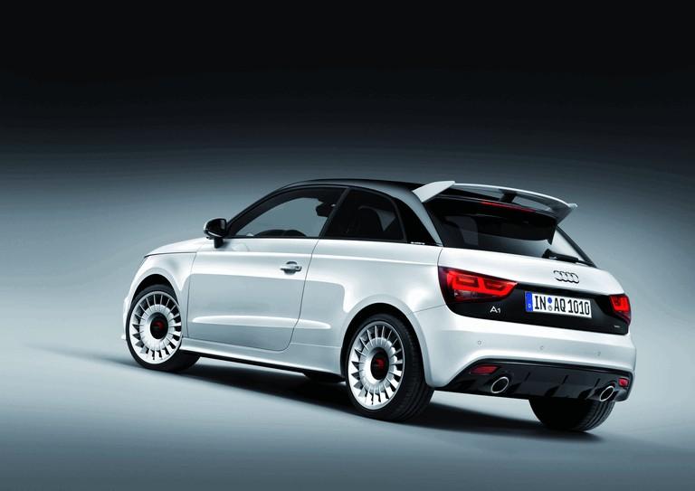 2012 Audi A1 quattro 326800