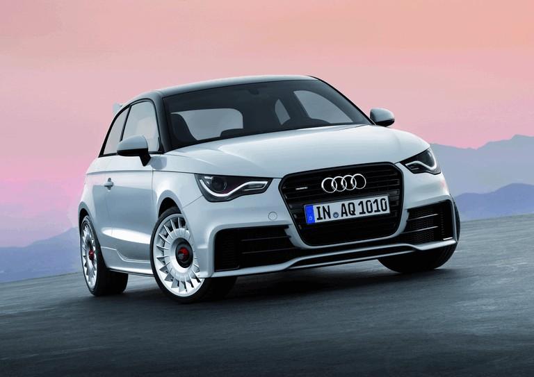 2012 Audi A1 quattro 326806