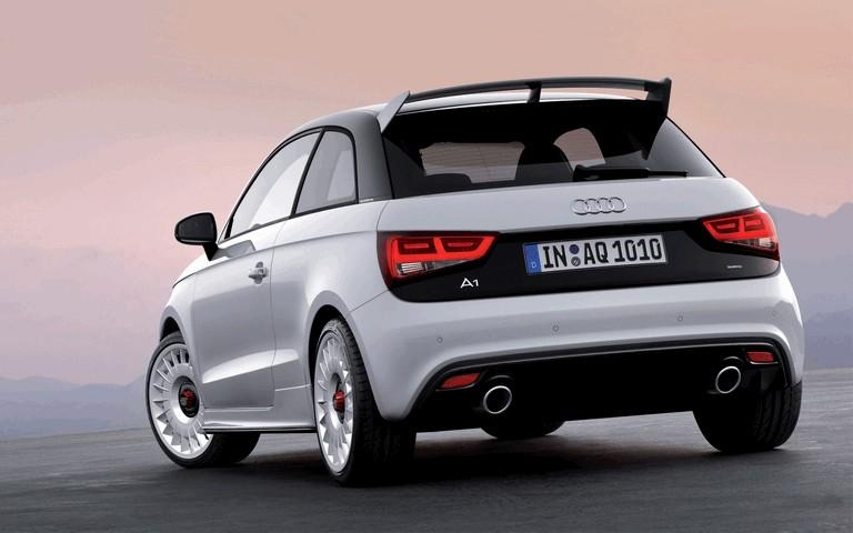 2012 Audi A1 quattro 326807