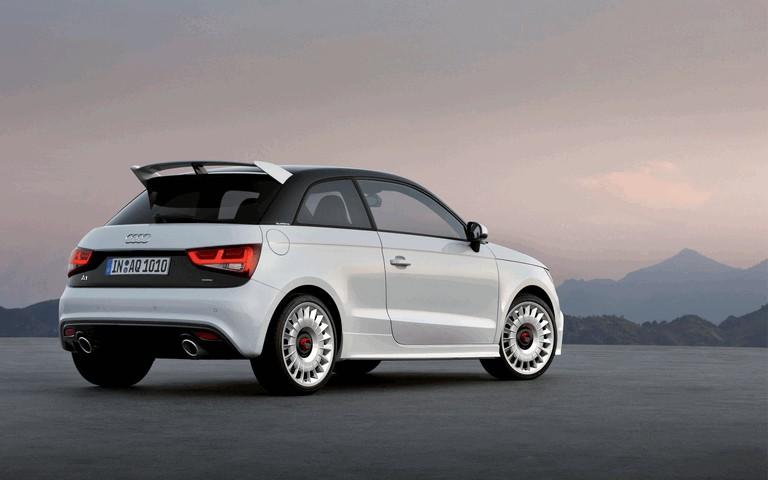 2012 Audi A1 quattro 326809
