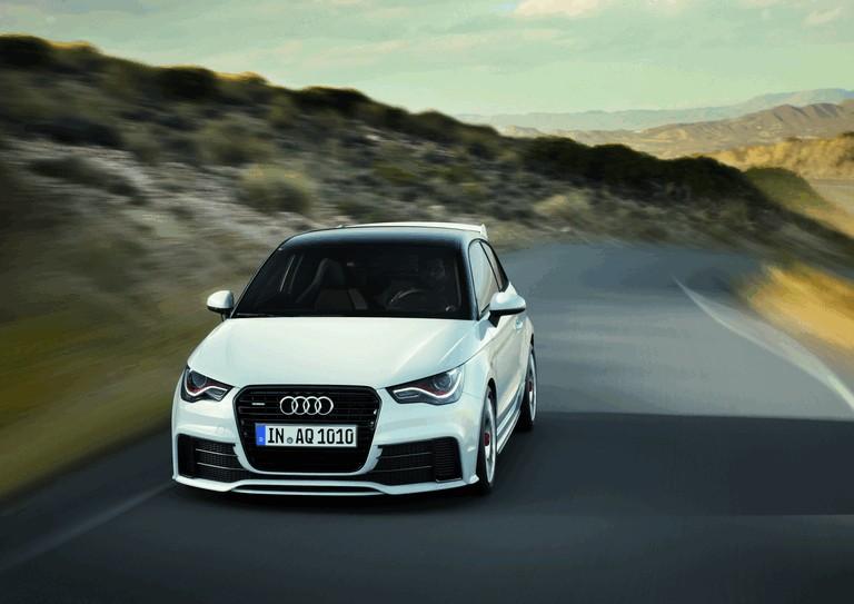 2012 Audi A1 quattro 326811