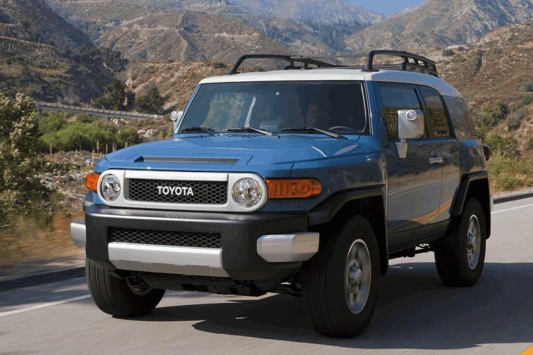 2012 Toyota FJ Cruiser 326511