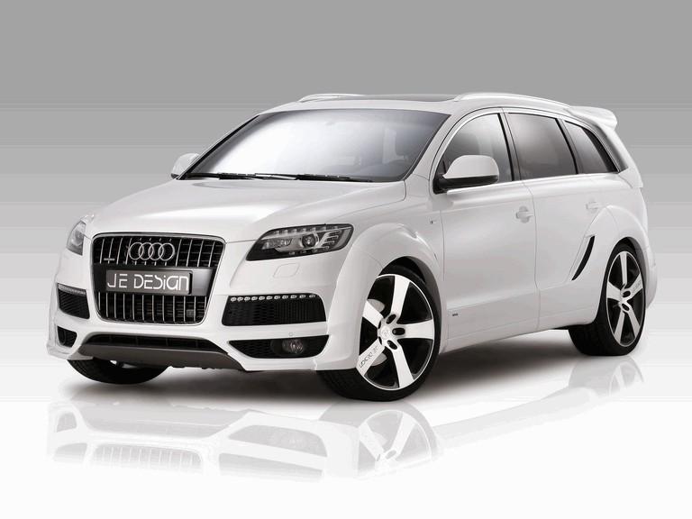 2011 Audi Q7 S-Line widebody kit by JE Design 326571