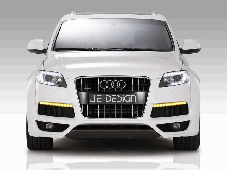 2011 Audi Q7 S-Line widebody kit by JE Design 326576