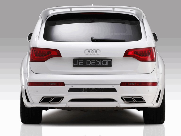 2011 Audi Q7 S-Line widebody kit by JE Design 326577