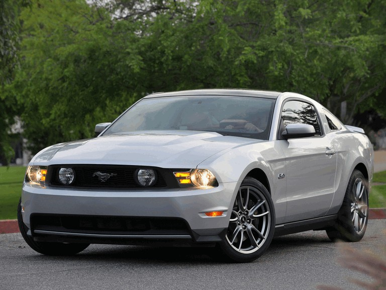 2010 Ford Mustang 5.0 GT 326677