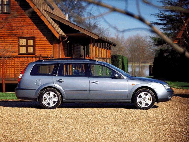 2000 Ford Mondeo station wagon - UK version 326873