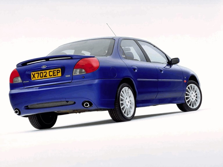 1999 Ford Mondeo ST200 sedan 327113