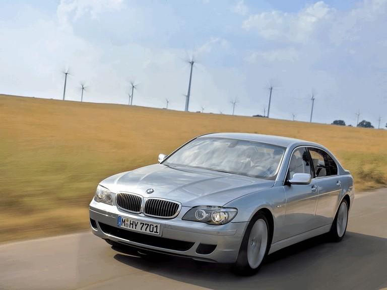 2006 BMW Hydrogen 7 211229