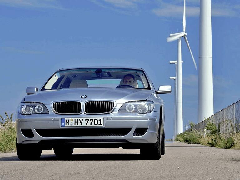 2006 BMW Hydrogen 7 211231