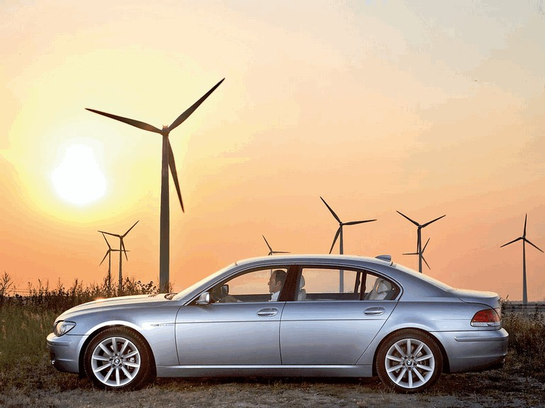 2006 BMW Hydrogen 7 211233