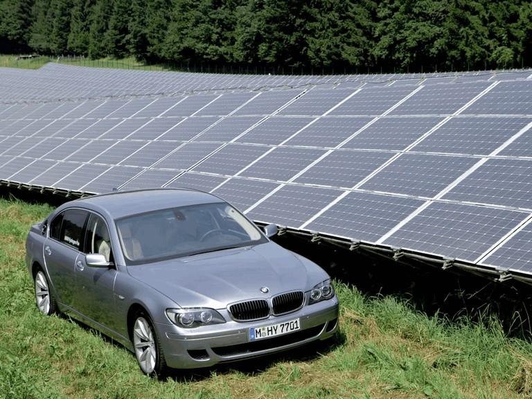 2006 BMW Hydrogen 7 211238