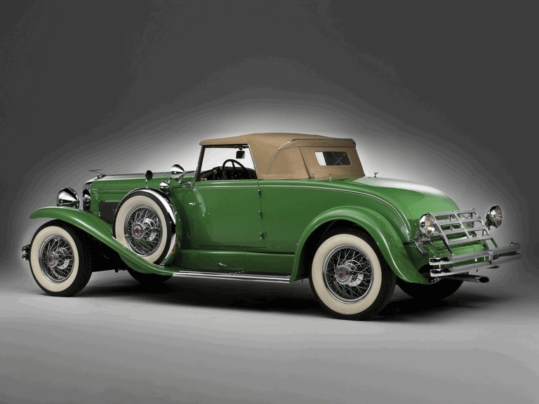MURPHY 1929 Car #pha.028748 Photo DUESENBERG J 147-2168 CONVERTIBLE COUPE SWB
