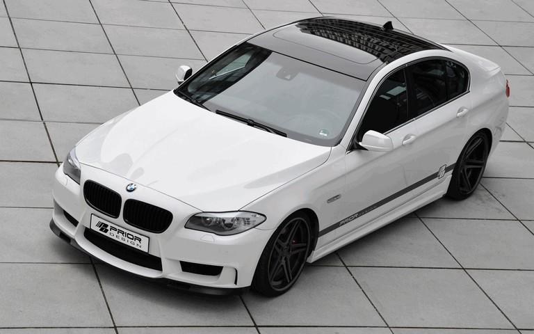 2012 BMW 5er ( F10 ) PD-R by Prior Design 327172