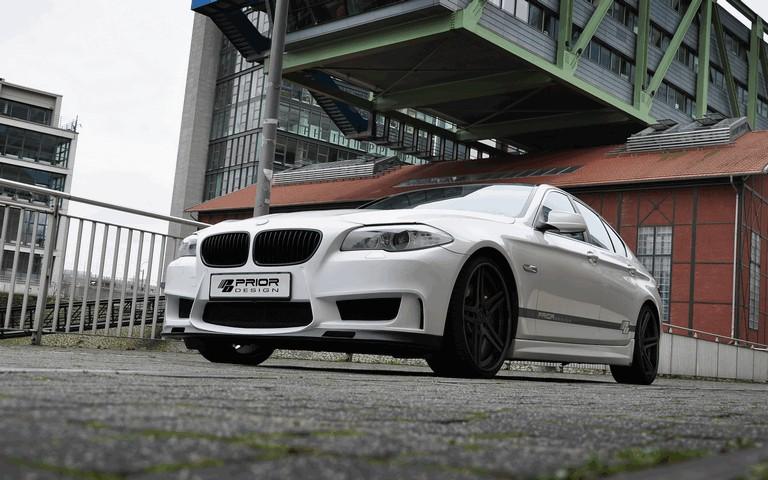 2012 BMW 5er ( F10 ) PD-R by Prior Design 327178