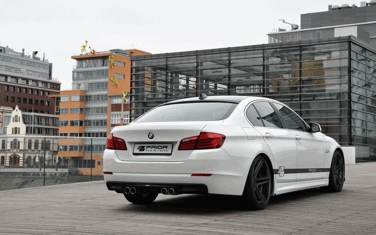 2012 BMW 5er ( F10 ) PD-R by Prior Design 327179