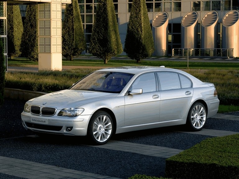 2006 BMW 760Li Individual for GP in Silverstone II 211257