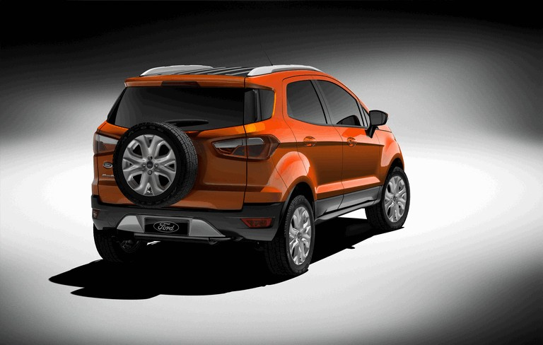 2012 Ford EcoSport concept 327267