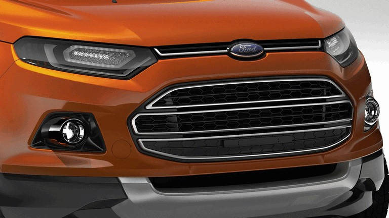2012 Ford EcoSport concept 327268
