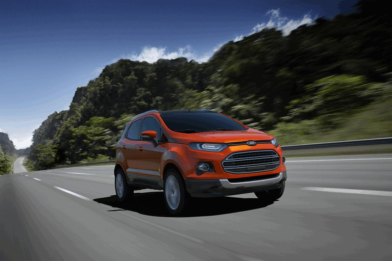 2012 Ford EcoSport concept 327269