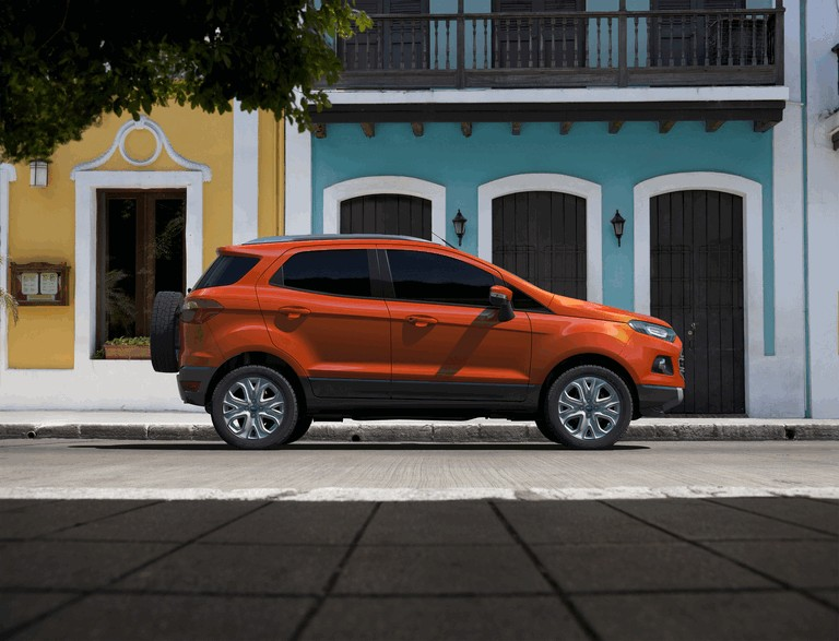 2012 Ford EcoSport concept 327272