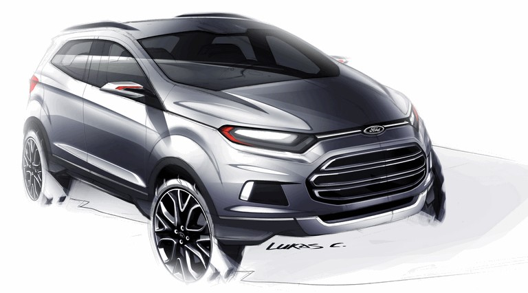 2012 Ford EcoSport concept 327273