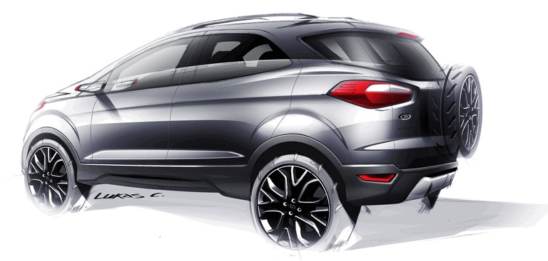 2012 Ford EcoSport concept 327274