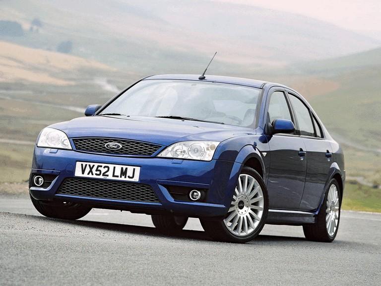 2002 Ford Mondeo ST220 sedan 327404