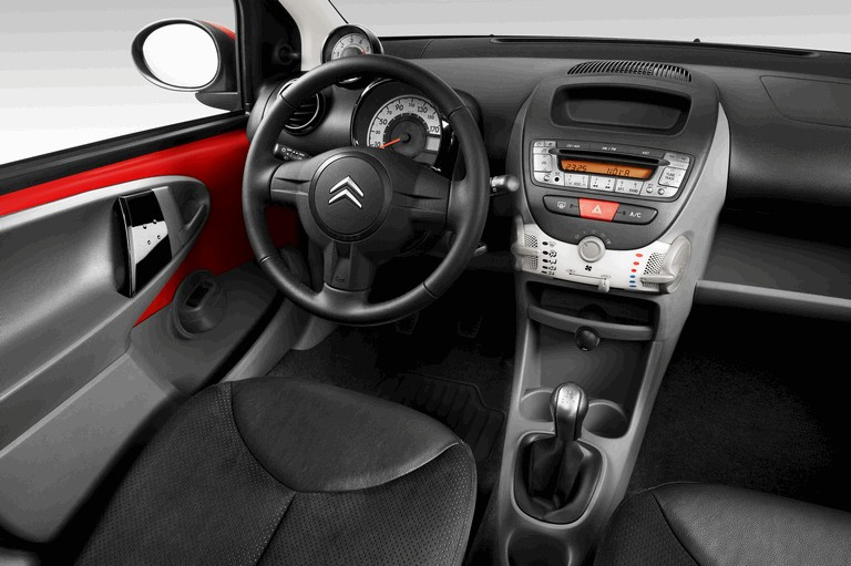 2012 Citroën C1 5-door 328069