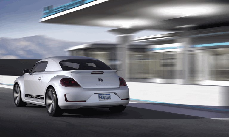 2012 Volkswagen E-Bugster concept 328618