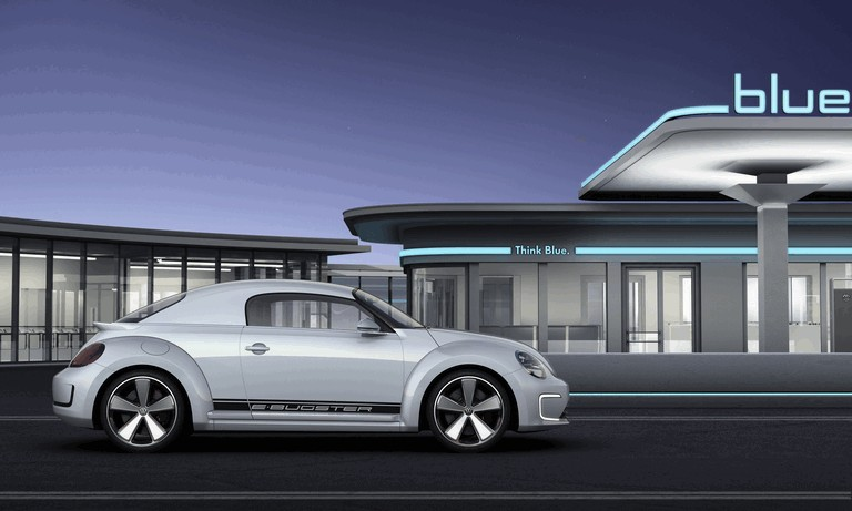 2012 Volkswagen E-Bugster concept 328621