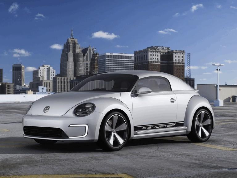 2012 Volkswagen E-Bugster concept 328622