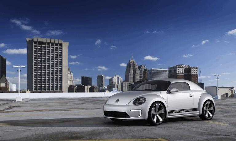 2012 Volkswagen E-Bugster concept 328623