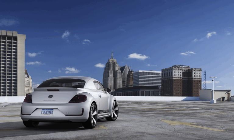 2012 Volkswagen E-Bugster concept 328624