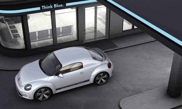 2012 Volkswagen E-Bugster concept 328625