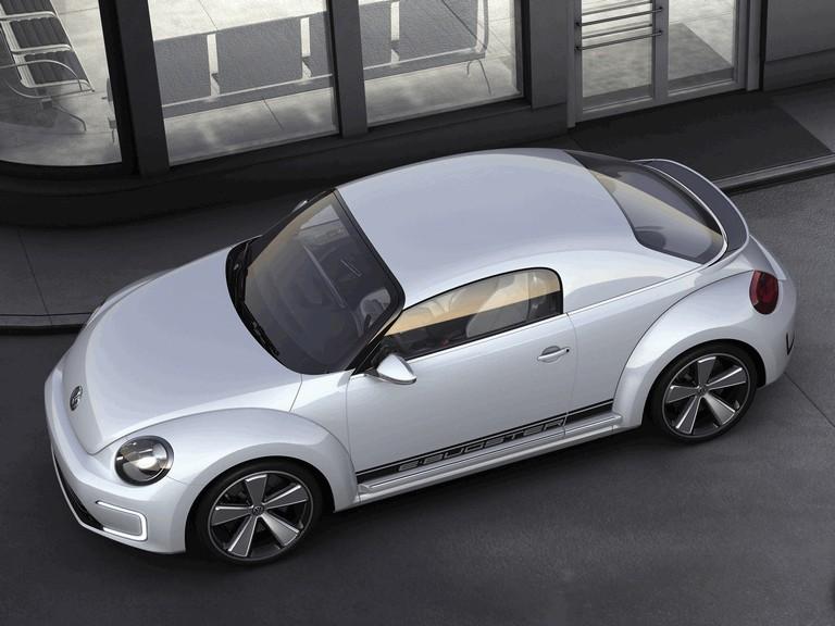 2012 Volkswagen E-Bugster concept 328626