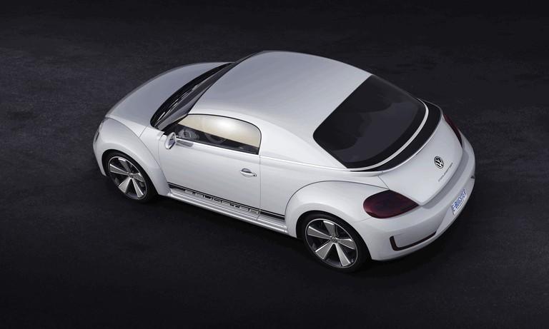 2012 Volkswagen E-Bugster concept 328627