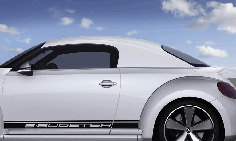 2012 Volkswagen E-Bugster concept 328629