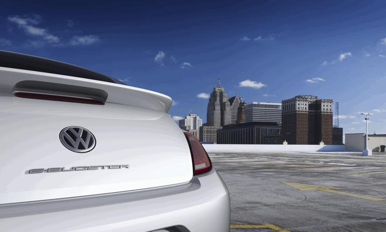 2012 Volkswagen E-Bugster concept 328630